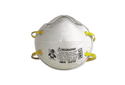 GRP003 DISPOSABLE DUST MASK