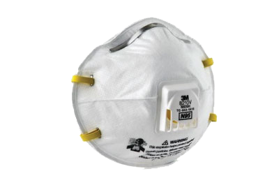 GRP004 RE-USABLE FILTER DUST MASK