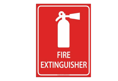 GEC005 FIRE EXTINGUISHER LOCATION